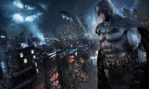 The Batman: Arkham Asylum