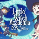 Little Witch Academia: VR Broom Racing PS4 Free Download