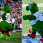 New Phillie Phanatic VS Old- (August) Get Detailed Insight!