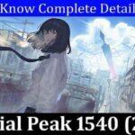 Martial Peak 1540 (September) Read Amazing Novel Chapter Here!