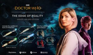 Doctor Who: The Edge of Reality Xbox One Free Download