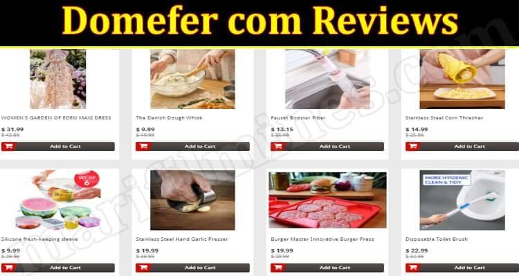 Is Domefer Com Legit (October 2021) Easy & Quick Website Review!