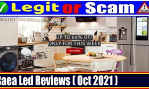 Raea Led Reviews (October 2021) Genuine Or Scam?